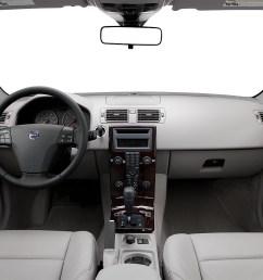 2006 volvo s40 2 4 centered wide dash shot [ 1280 x 960 Pixel ]