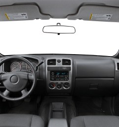2007 isuzu i370 ls centered wide dash shot [ 1280 x 957 Pixel ]