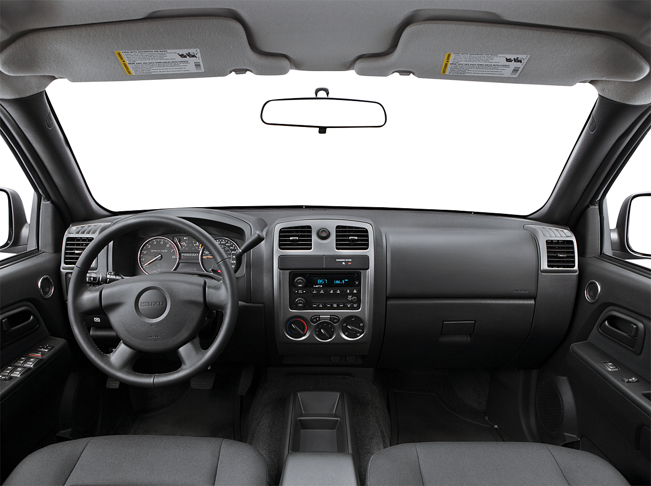 hight resolution of 2007 isuzu i370 ls centered wide dash shot