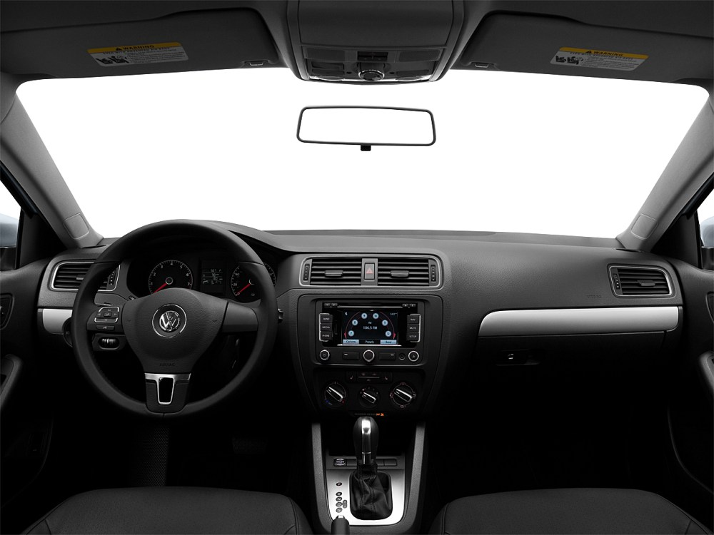 medium resolution of 2011 volkswagen jetta sel centered wide dash shot