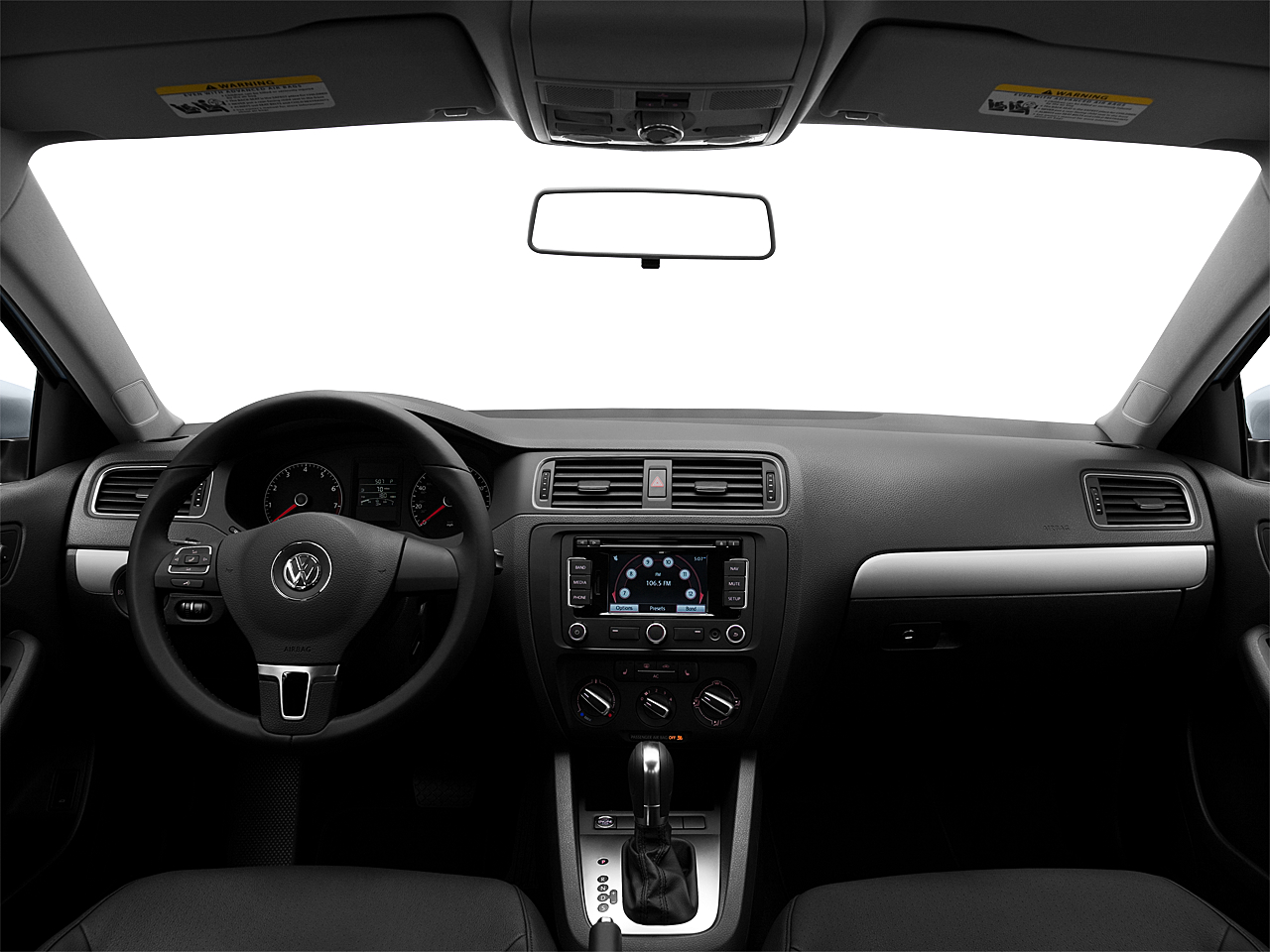 hight resolution of 2011 volkswagen jetta sel centered wide dash shot