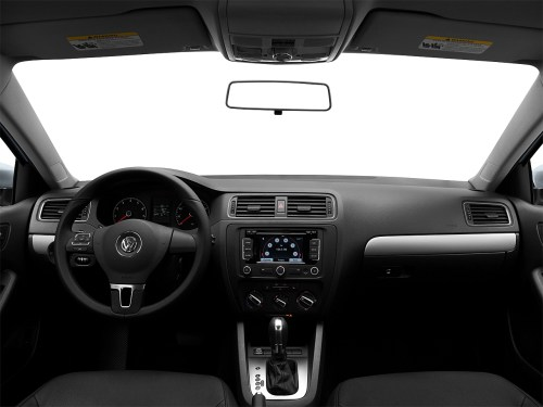 small resolution of 2011 volkswagen jetta sel centered wide dash shot