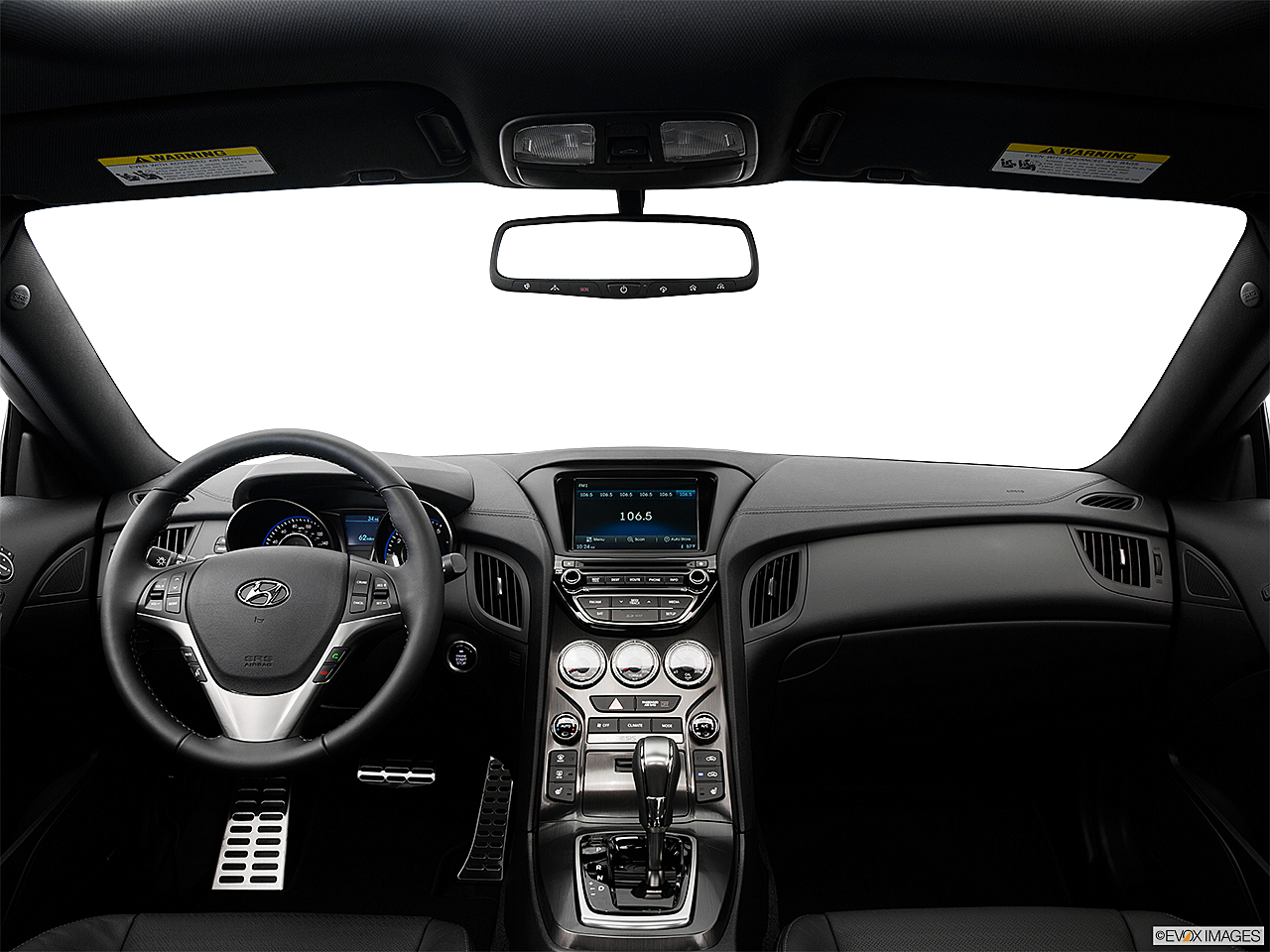 hight resolution of 2016 hyundai genesis coupe 3 8 ultimate centered wide dash shot