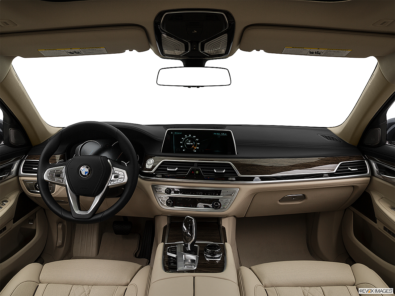 hight resolution of 2017 bmw 7 series 740i xdrive centered wide dash shot