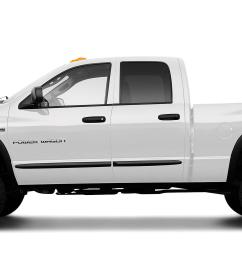 2009 dodge ram pickup 2500 4x4 slt 4dr quad cab 8 ft lb pickup research groovecar [ 4000 x 1200 Pixel ]