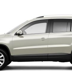 2010 volkswagen tiguan awd wolfsburg edition 4motion suv 6a research groovecar [ 4000 x 1200 Pixel ]