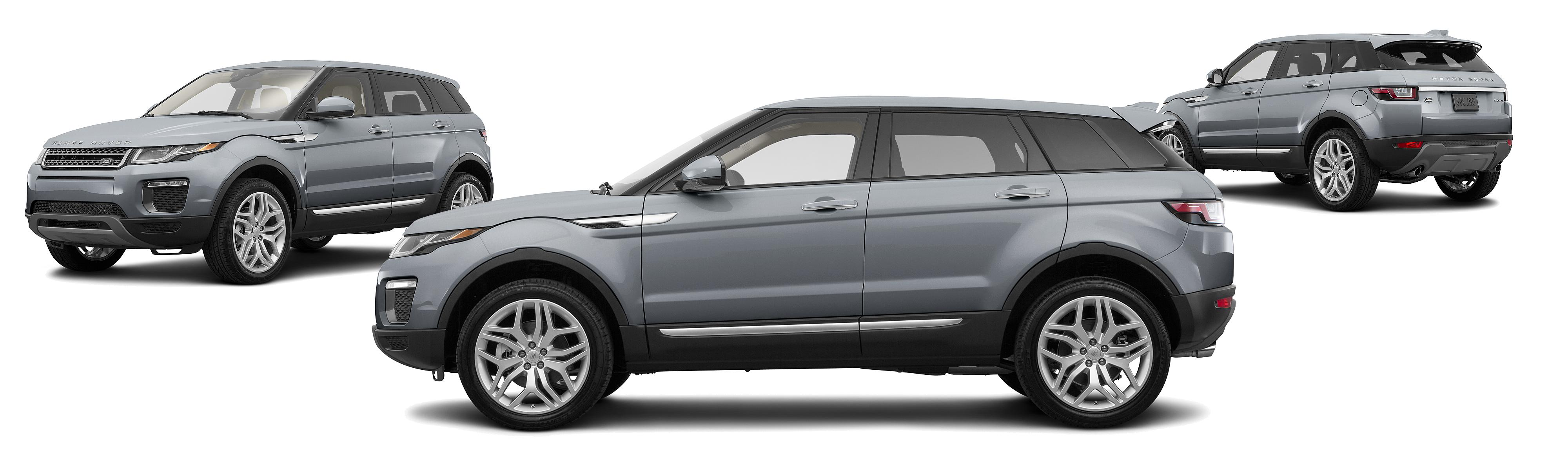 2016 Land Rover Range Rover Evoque AWD HSE 4dr SUV Research