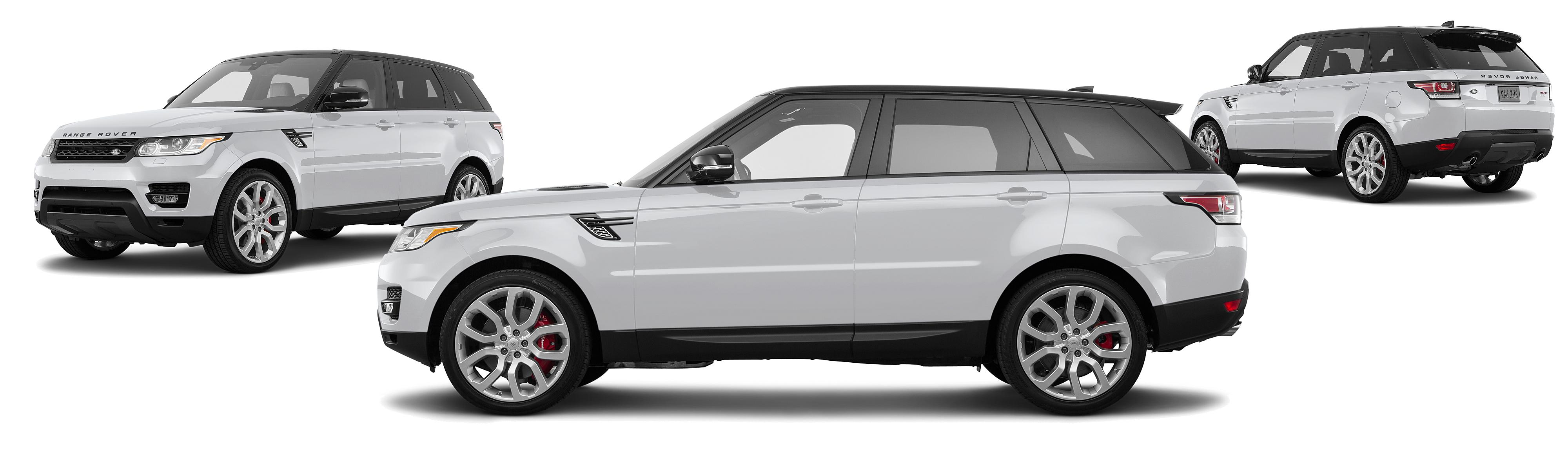 2017 Land Rover Range Rover Sport AWD SVR 4dr SUV Research