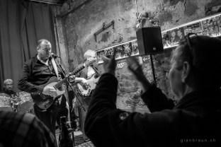 Pat & The Blueschargers Foto Gian Braun