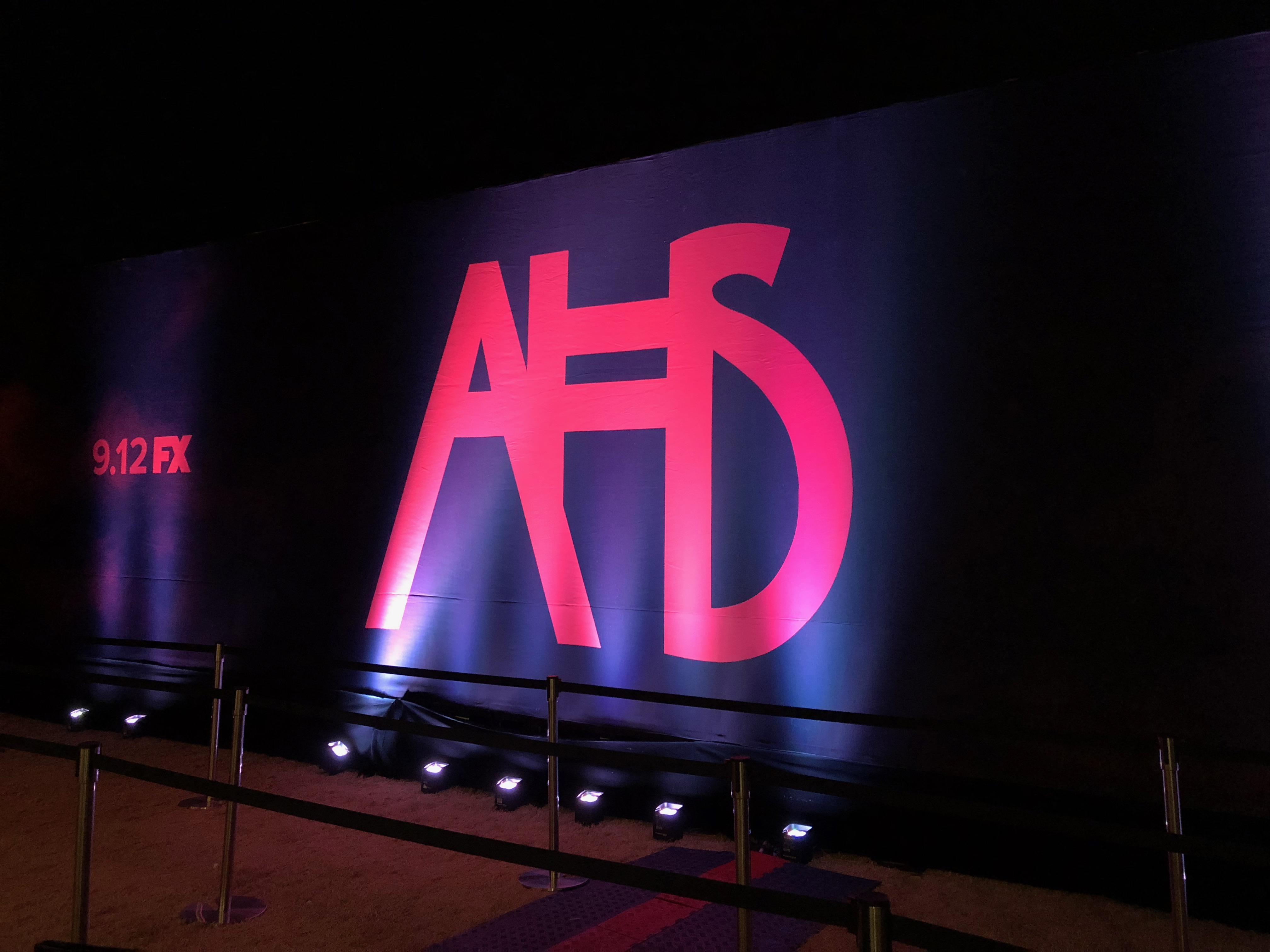 AR FX AHS Comic-con