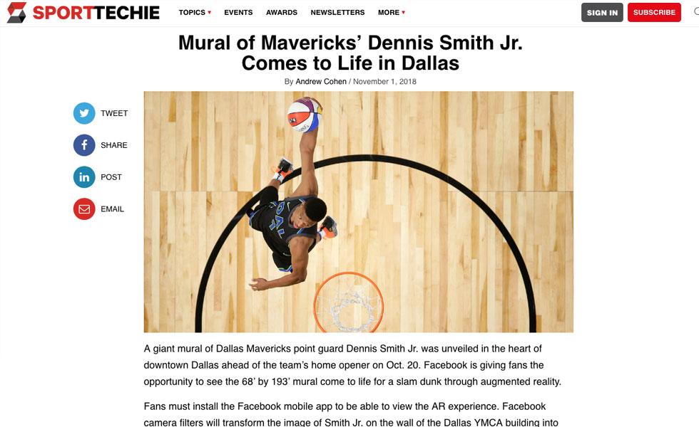 Dallas Mavs AR