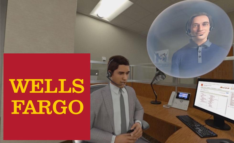 Wells Fargo VR