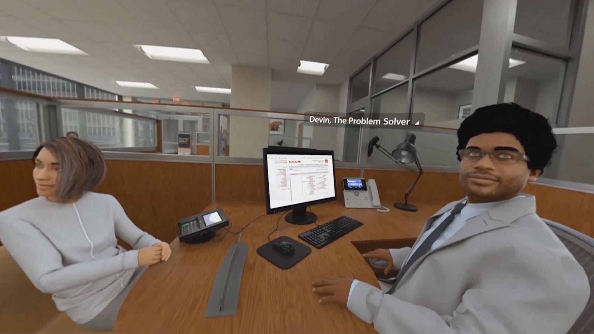 VR HR