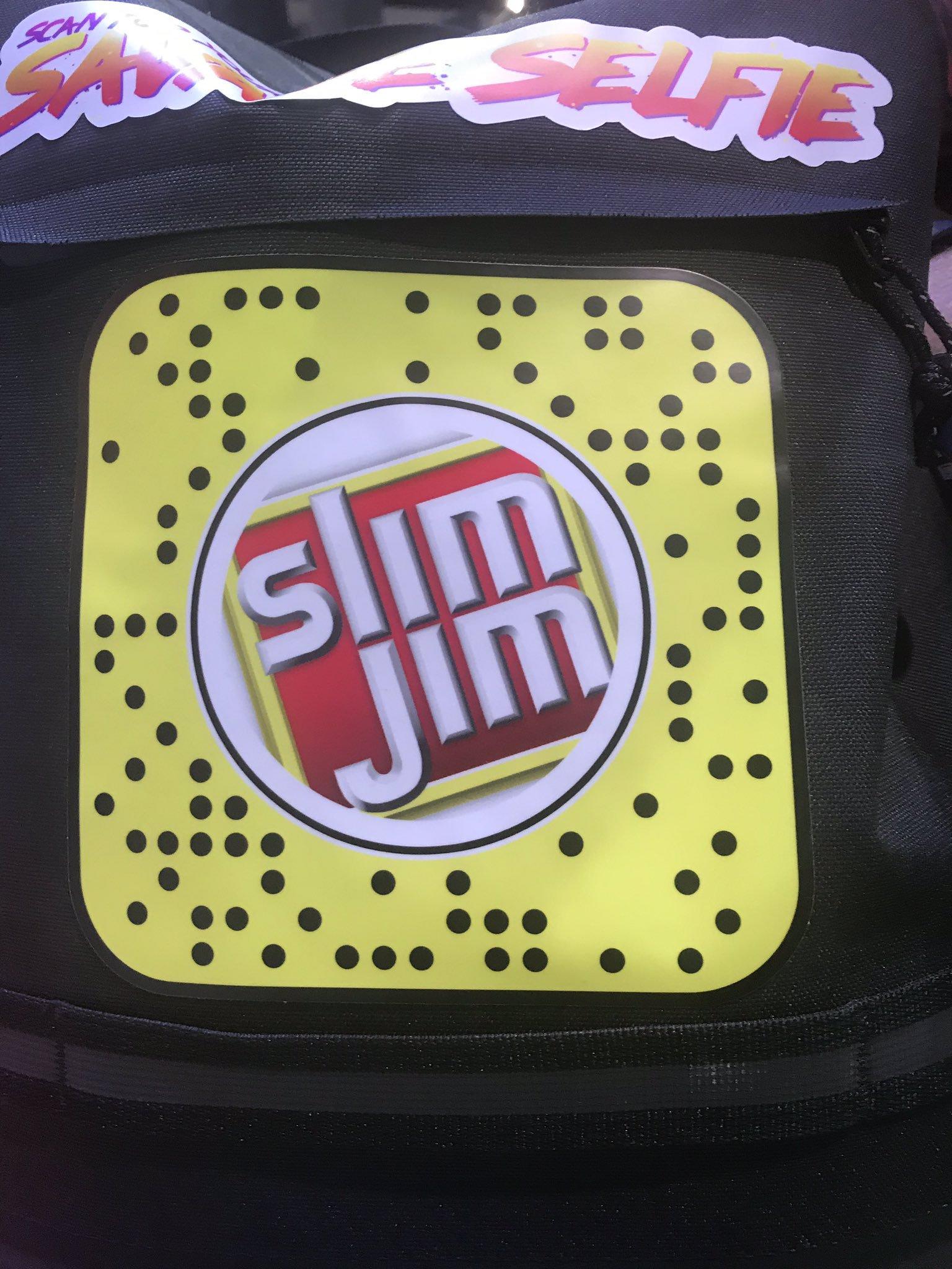 Slim Jin backpack