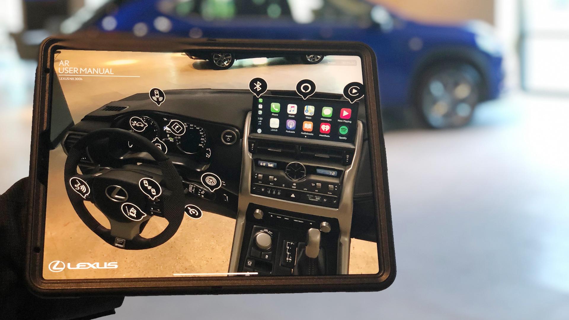 Lexus AR