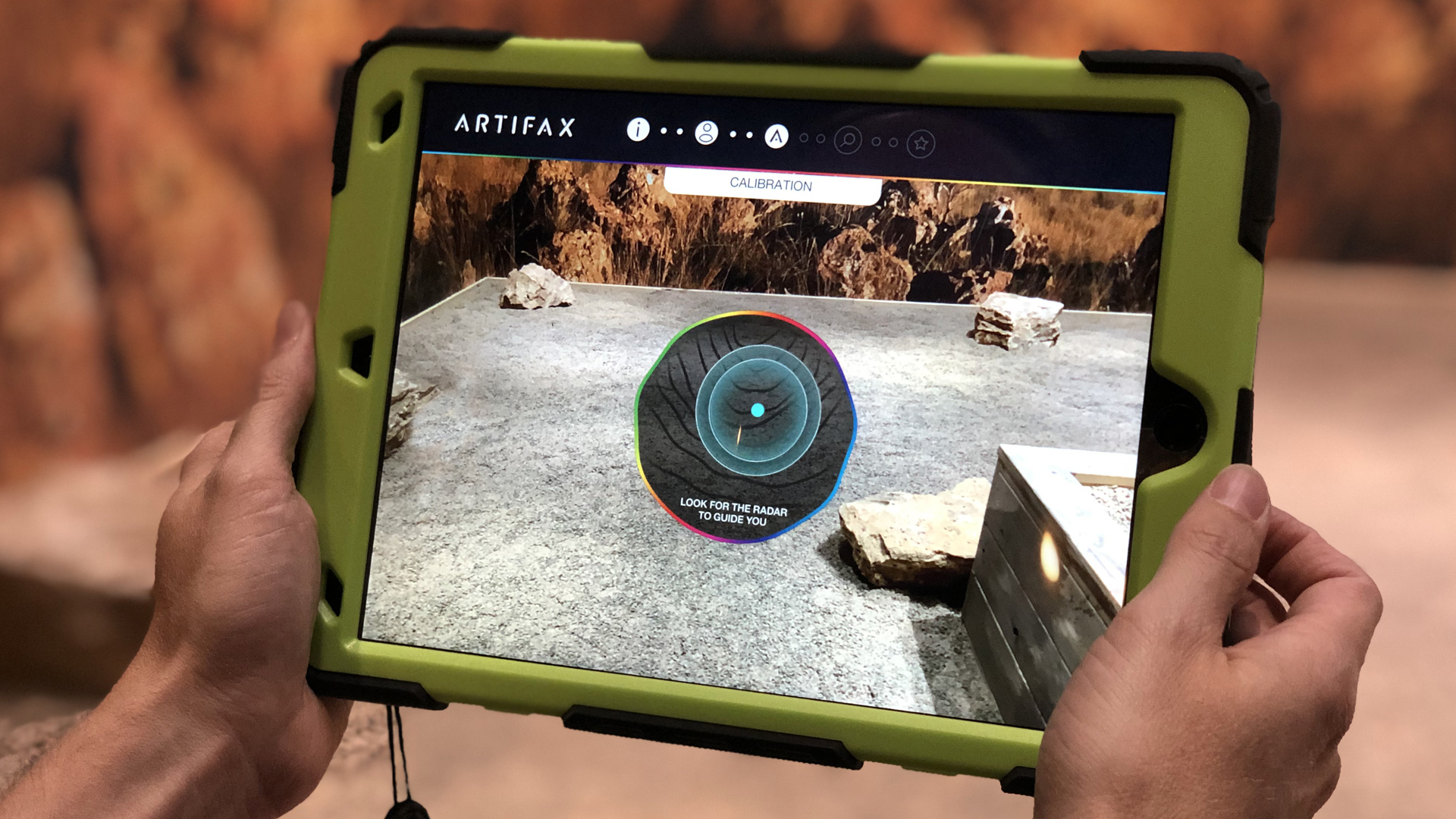 augmented reality eductation