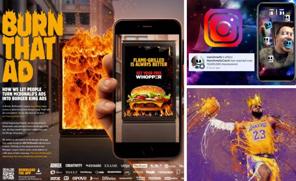 Top 10 AR Marketing