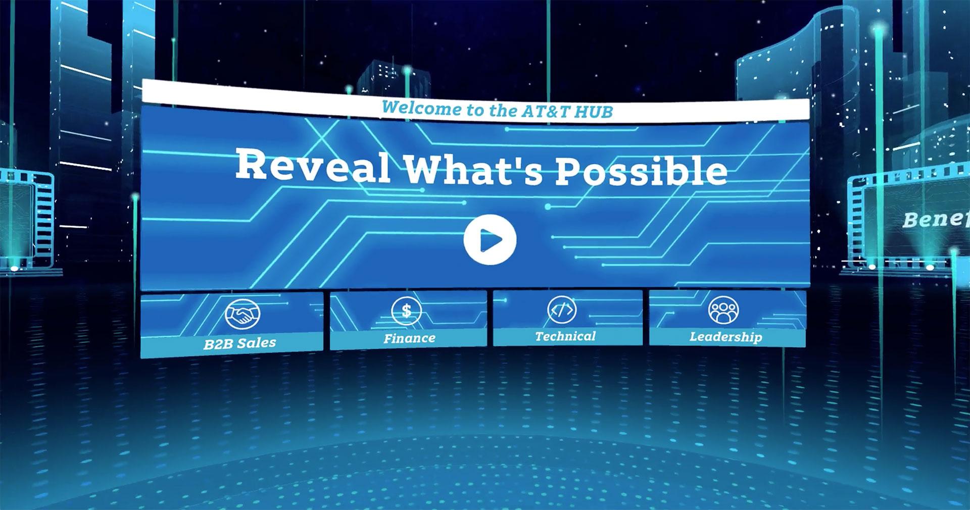 AT&T VR