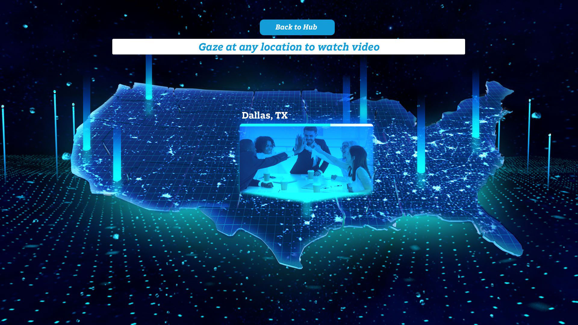 AT&T VR Locations