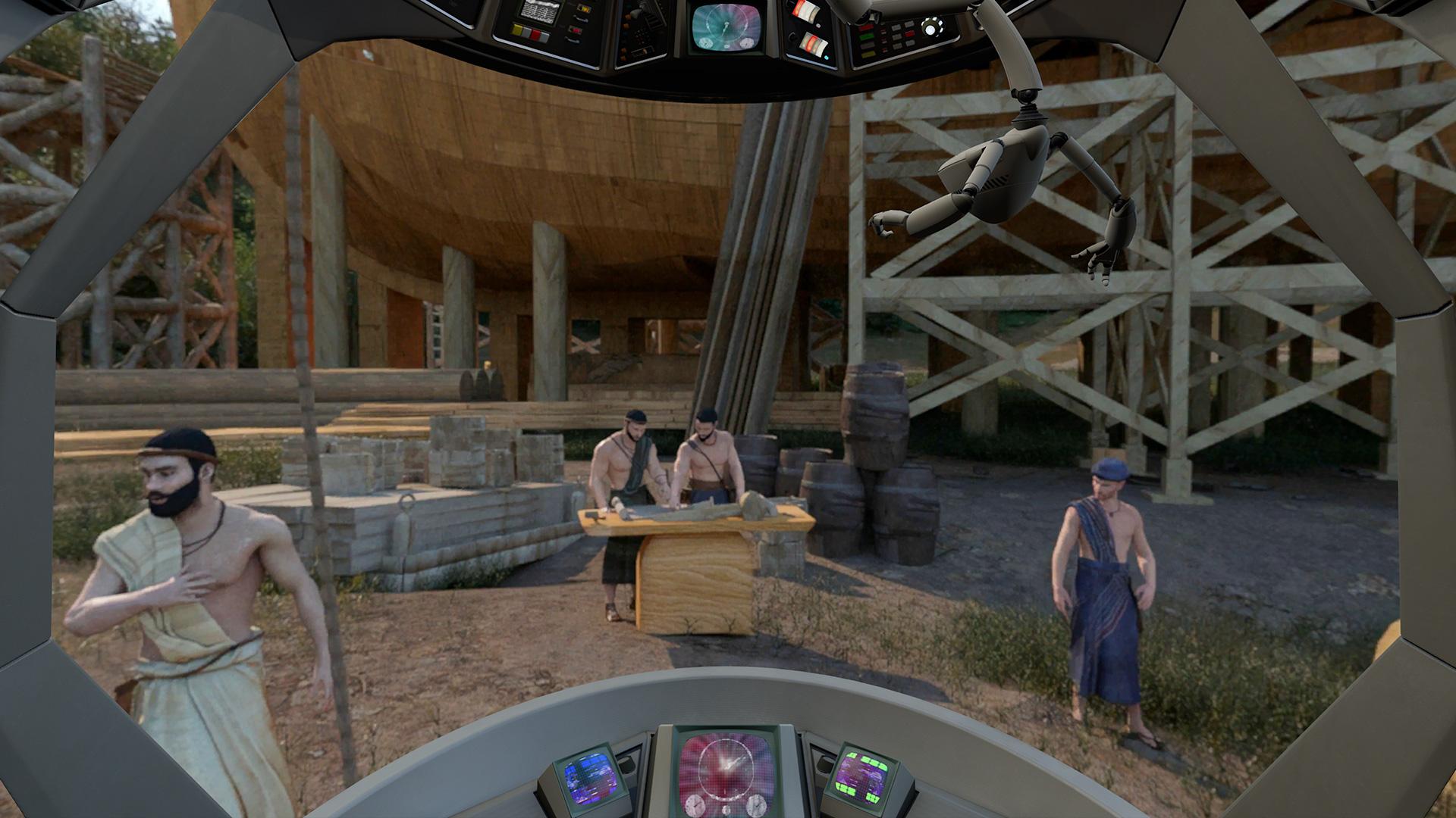 Vr noah's ark