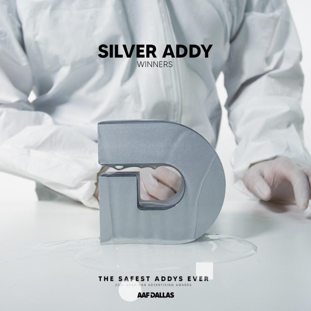 Silver Addy Award