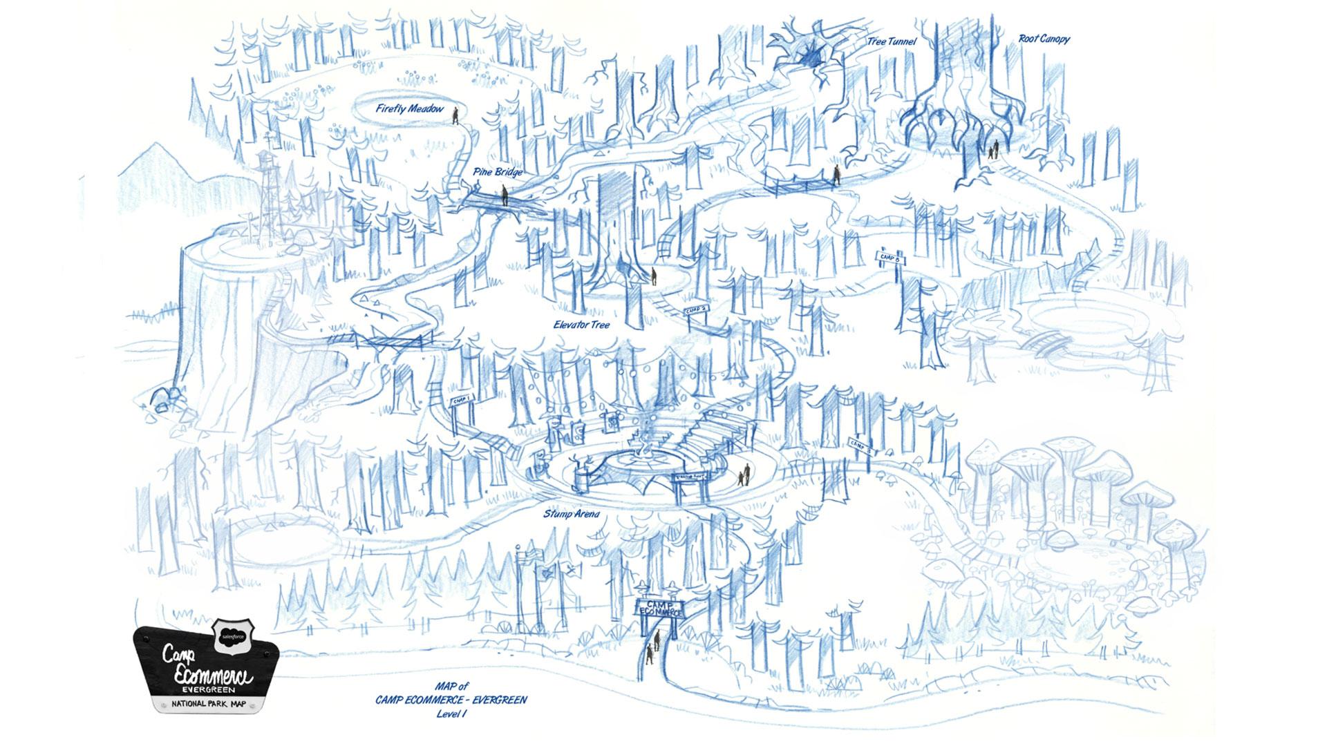 concept art map