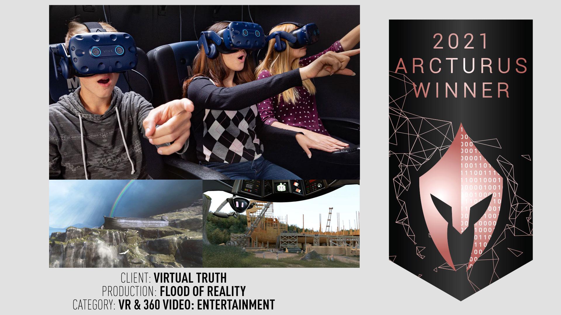 VEGA Award VR