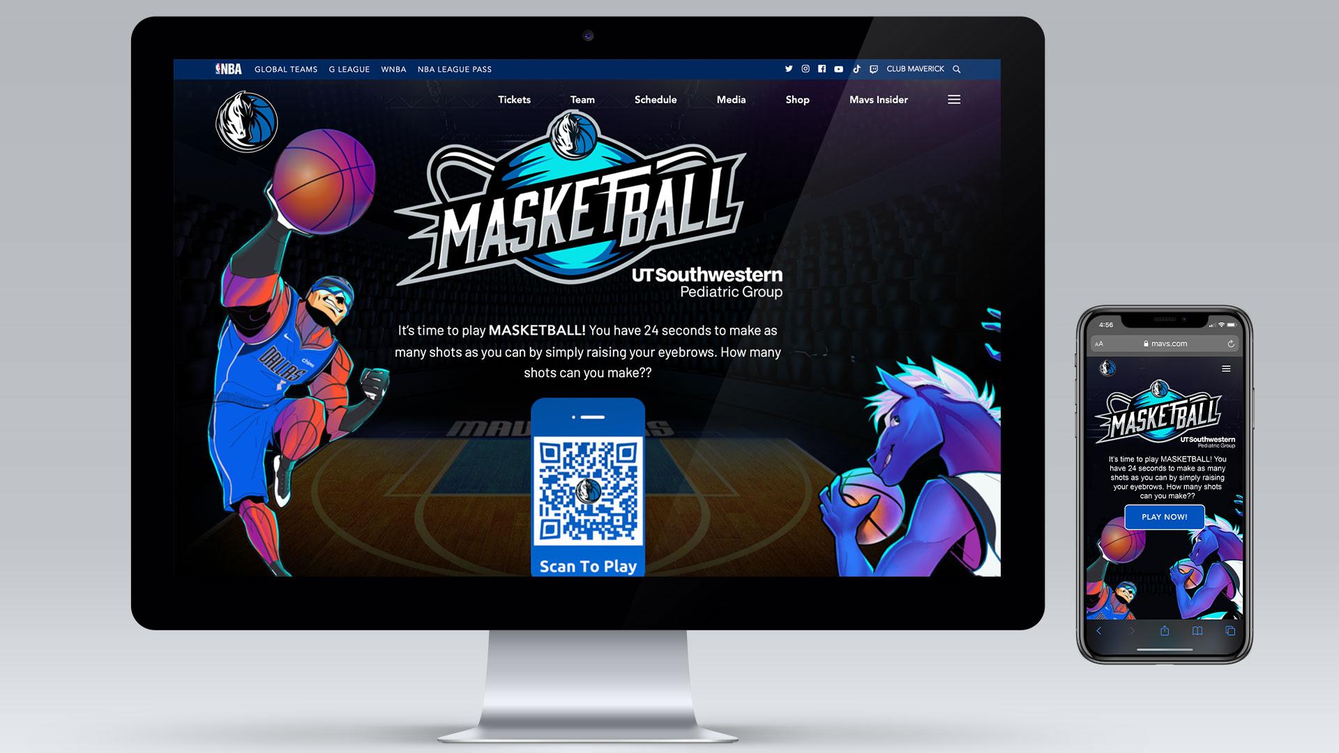 desktop mobile web game
