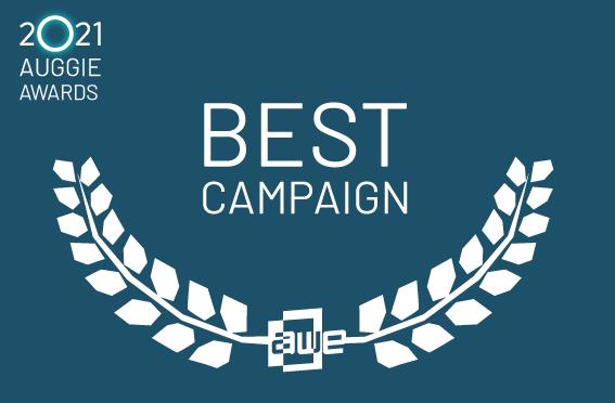 auggie finalist best campaign