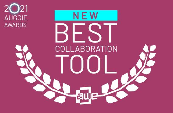 auggie finalist best collaboration tool