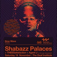 Reach : SHABAZZ PALACES x THEESatisfaction x AGENT J (GROOVEMENT / IN THE LOOP)