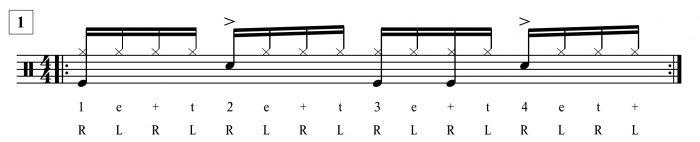 LE 5 - Variation 1