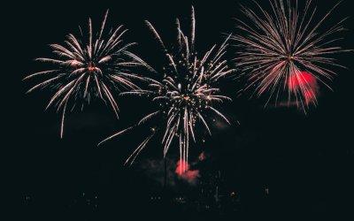 Frohes neues Jahr 2019