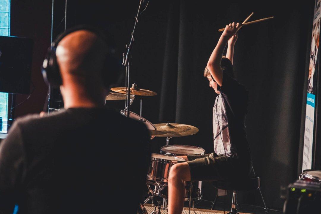 Schlagzeugunterricht in Dortmund Freddie