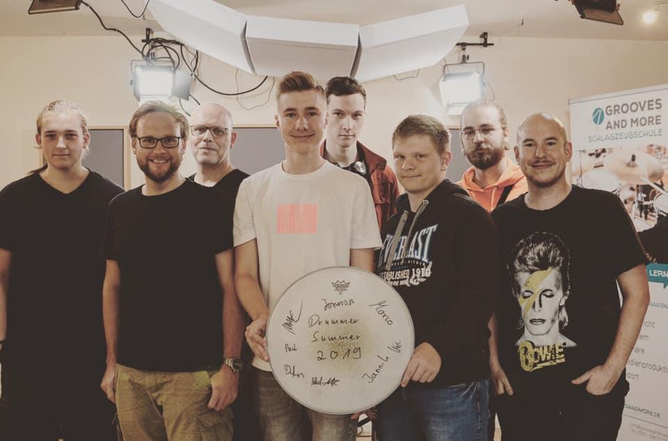 Drummer Summer 2019