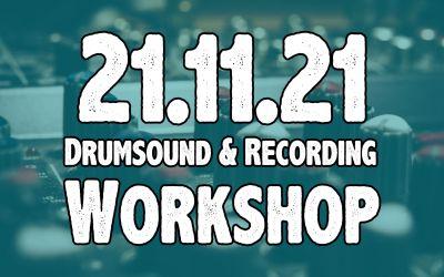 Drumsound & Recording Workshop