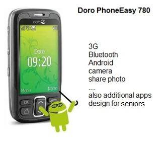 Doro PhoneEasy 780_smartphone_by groovypinkblog.com