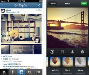 instagram apps_image credit_iTunes