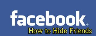 facebook_how to hide friends