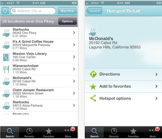 Travel And Lifestyle Mobile Applications