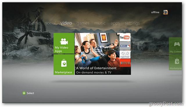 Xbox 360 Change The Default Dashboard Theme