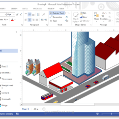 Visio Application Diagram 3sgte Swap Wiring What Is Microsoft And Does It Do Groovypost Another Thing Can Pull In Live Information From An External Source Such As Excel Sheet Or Access Database This Makes Diagrams Functional