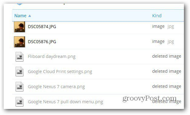 Restore a Deleted File in Dropbox or Get Back a Previous