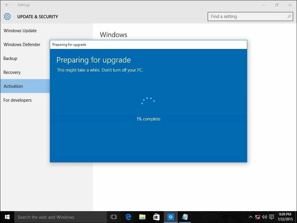 Windows 10 Home to Windows 10 Pro Anytime Upgrade Key