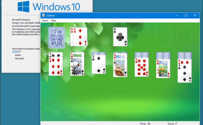 Install Windows 7 Games Hearts Solitaire And More On