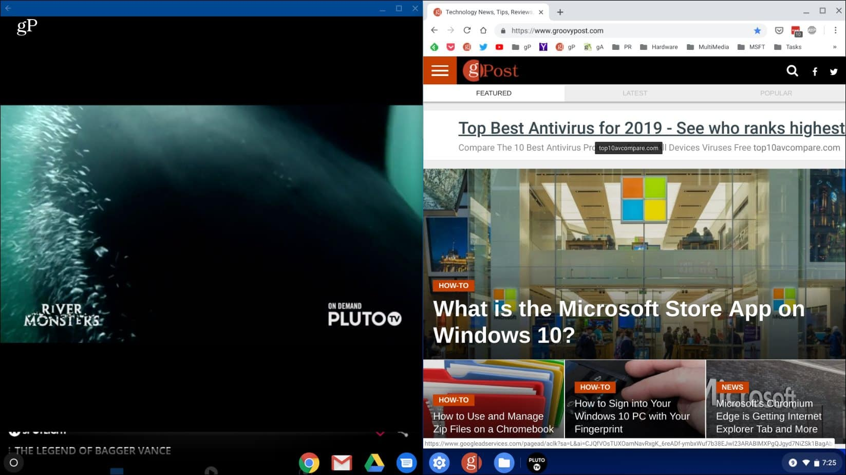 How To View Apps And Tabs Side By Side On Your Chromebook