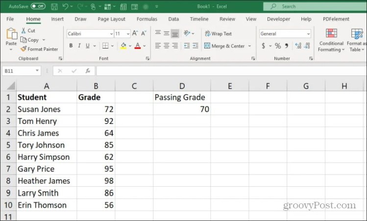 пример оценки учителя