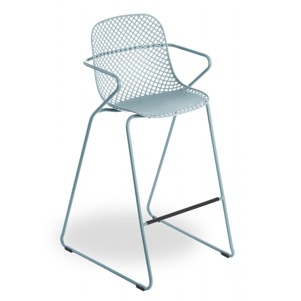 chaise haute pour un repas en hauteur ou soiree tapas a votre bar