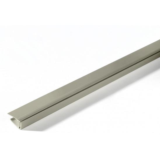 profil de finition d extremite clippable
