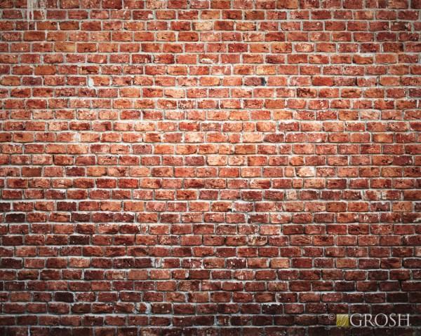 Brick Wall Pop- Drop Backdrop - Grosh Backdrops